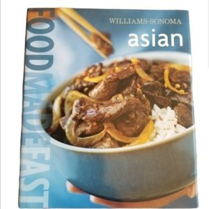 Williams Sonoma Food Made Fast Asian Cook Book